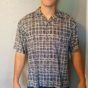 Men's Pendleton shirt